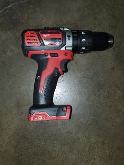 Milwaukee M18 Lithium-Ion Cordless 1/2 in. Hammer Drill/Driver 2607-20 TOOL ONLY for Sale in Fremont,  CA
