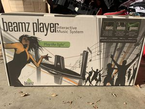 Beamz player for Sale in Valley Center, CA