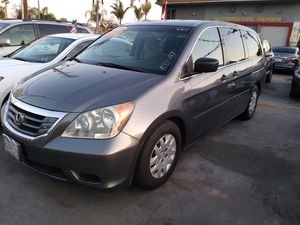 2010 Honda Odyssey EZ CREDIT MUY FÁCIL DE LLEVAR/EZ CREDIT *323*560*18*44* 4814 GAGE AVE BELL Ca for Sale in South Gate, CA