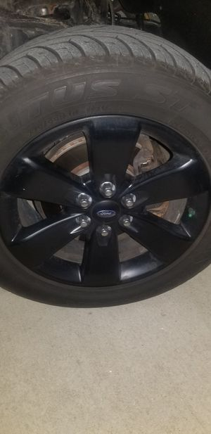 ford 20in rims BEST OFFER for Sale in Kansas City, MO