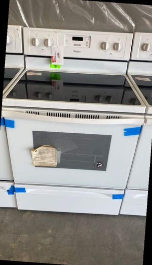 Whirlpool WFE320M0EW electric stove 🤯🤯🤯🤯 6D5ZU for Sale in Dallas, TX