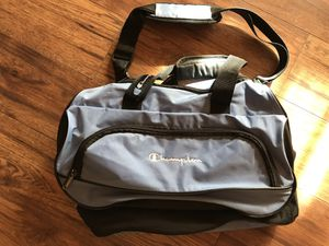 Champion duffle bag for Sale in Fresno, CA