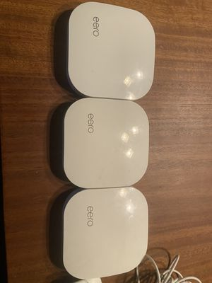 Eero WiFi Extenders (1st Generation) for Sale in Oregon City, OR