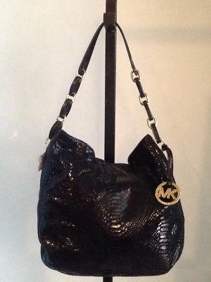Michael Kors Black Handbag for Sale in Pittsburgh, PA