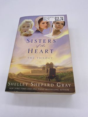 3 Sisters of the Heart Trilogy by Shelley Shepard Gray Hidden,Wanted & Forgiven for Sale in Cincinnati, OH