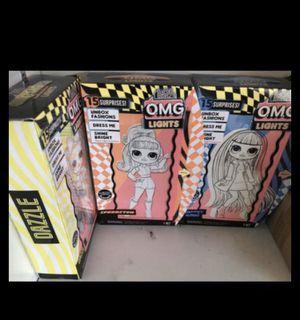 Lol surprise omg dolls for Sale in Rialto, CA