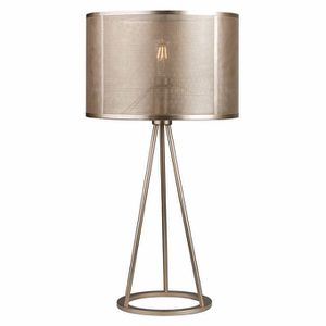 40%OFF | Fortify Mesh Shade Table Lamp, Gold | NEW for Sale in San Diego, CA