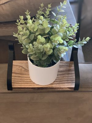 Fake Plant and Small Shelf for Sale in Sunnyvale, CA