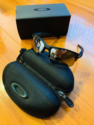 New Oakley Polarized with PRIZM technology Flak 2.0 Active Sunglasses Baseball/ Golf/ softball With original packaging for Sale in La Puente, CA