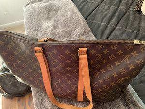 Authentic Louis Vuitton Carry All bag for Sale in Plano, TX