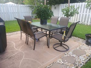 Outdoor Living furniture for Sale in Miramar, FL