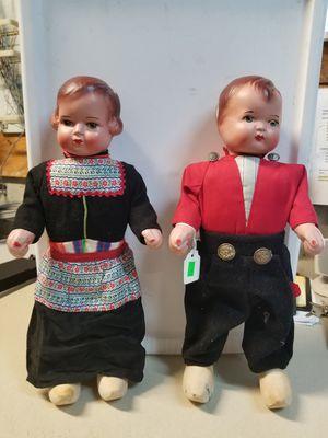 dutch dolls for Sale in Seattle, WA