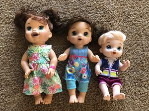 Baby doll lot for Sale in Carlsbad, CA