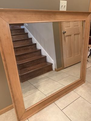 Beautiful large Mirror for Sale in Plainfield, IL