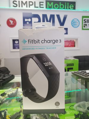Fitbit - Charge 3 for Sale in VA, US