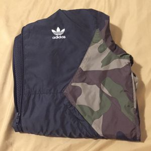 Men's Adidas Jacket Size Medium for Sale in Vancouver, WA