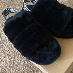 Black ugg Slides for Sale in Las Vegas,  NV