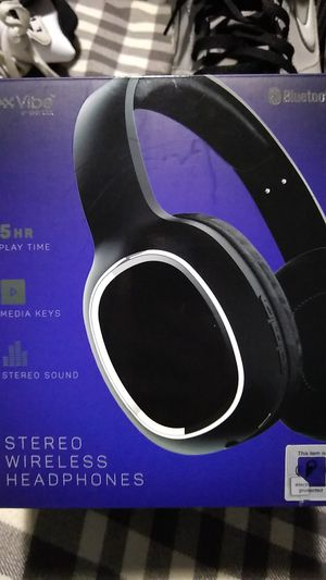 Vibe bluetooth headphones for Sale in Obetz, OH
