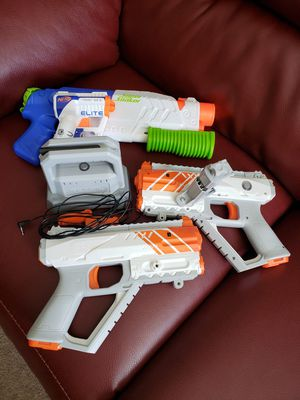 Assorted Nerf guns for Sale in Las Vegas, NV