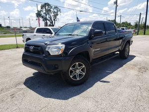 2013 TOYOTA TACOMA DOUBLE CAB 4WD for Sale in Houston, TX