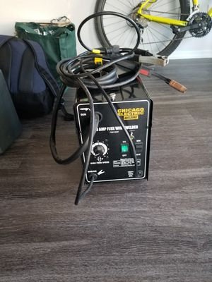Welder - 90 amp Chicago Electric for Sale in Austin, TX