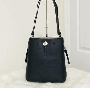 NWT Kate Spade Marti Large Leather Bucket Bag Shoulder Bag in Black for Sale in Orlando, FL