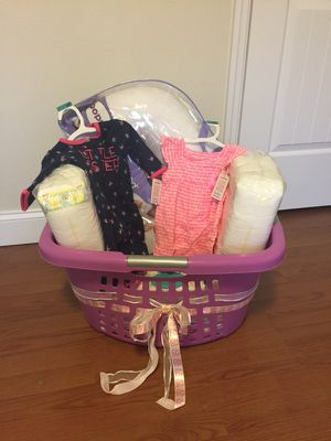 Baby Gift Basket for Sale in Dayton, TN