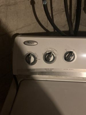 Whirlpool washer for Sale in Fairfield, CT