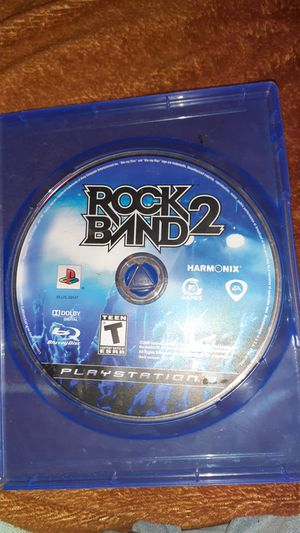 Rock band 2 ps3 for Sale in ARROWHED FARM, CA