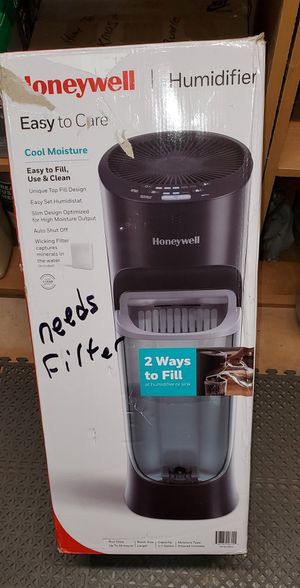Honeywell Humidifier for Sale in McDonough, GA