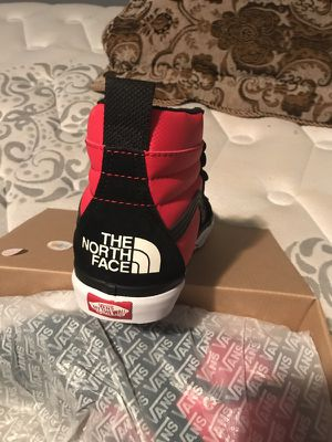 Vans x the north face for Sale in Hyattsville, MD