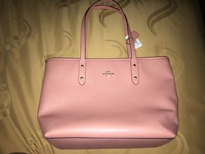 Coach Leather Purse for Sale in Washington, DC