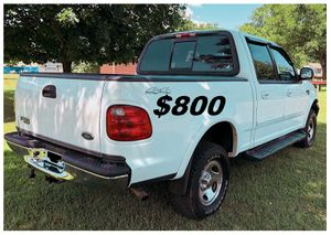 owner 2002 Ford F-150 excellent condition clean title for Sale in Arlington, VA