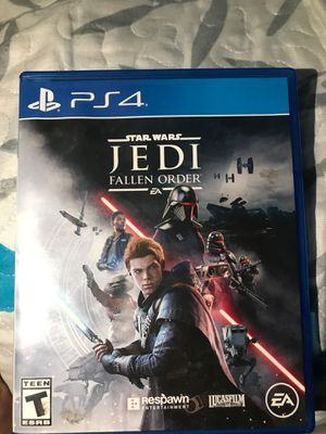 Star Wars Fallen Order Ps4 for Sale in Anaheim, CA