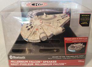 iHome Star Wars Millennium Falcon Portable Bluetooth Wireless Speaker for Sale in El Cajon, CA