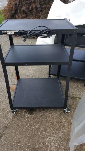 NEW PRICE....AV / TV / Rolling Utility Cart for Sale in Lynnwood, WA