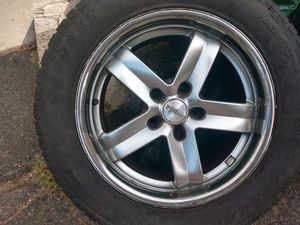 Jeep rims. From 2001 grand cherokee for Sale in Manchester, CT