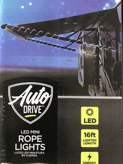Mini Rope Lights 16 Ft for Sale in Kissimmee,  FL