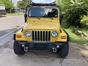 Jeep Wrangler TJ for Sale in Houston, TX