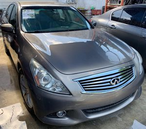 2007 2008 2009 2010 2011 2012 2013 2014 2015 INFINITI G37 G35 Q40 SEDAN ALL PART OUT! for Sale in Fort Lauderdale, FL