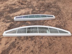 New windows nice was going to put in a mini house i am building but i went with sky lights 40 ea for Sale in Norman, OK