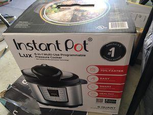 Instant Pot-for Parts for Sale in Rialto, CA
