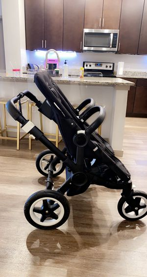 Bugaboo donkey 2 double stroller. for Sale in Denver, CO