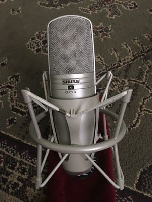 Shure KSM 44 Microphone for Sale in Franklin, TN