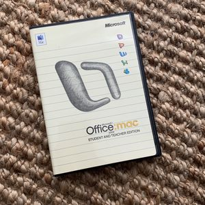 Microsoft Office 2004 For Mac for Sale in Hayward, CA