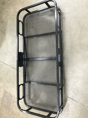 Pro Series Hitch Mount Cargo Carrier for Sale in Detroit, MI