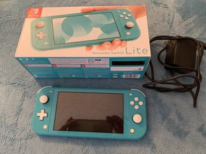 Nintendo switch lite for Sale in Vancouver, WA