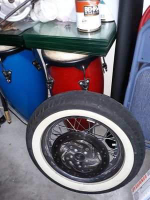 2010 Softail Deluxe Tire for Sale in Tampa, FL