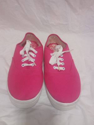 Women's Hot Pink Shoes Size 7.5 for Sale in Lawrenceville, GA