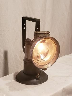 Antique Miners Lamp for Sale in Lakewood, WA